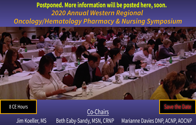 Pharmacy Nurse Symposium